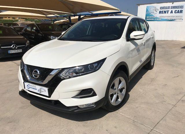 Nissan Qashqai 1.5dCi 110cv Acenta, 2017 completo