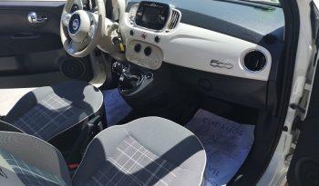 Fiat 500 1.2 69cv Lounge, 2017 completo