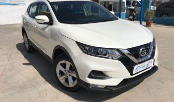 Nissan Qashqai dCi 110cv Acenta, 2018 completo