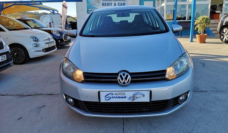 Volkswagen Golf 1.6TDI Advance 105cv, 2010 completo