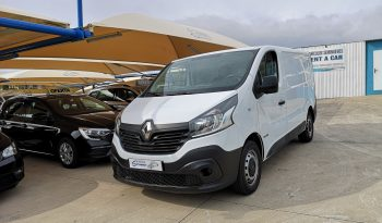 Renault Trafic 1.6 dCi 120cv L1H1, 2017