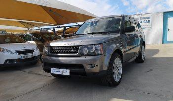 Land Rover Ranger Rover Sport 3.6TD V8 HSE, 2008
