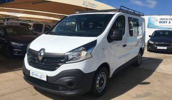 Renault Trafic 1.6 dCi 95cv 6 Plazas, 2016