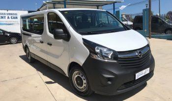 Opel Vivaro 1.6 CDTi 125cv 9 Plazas, 2016