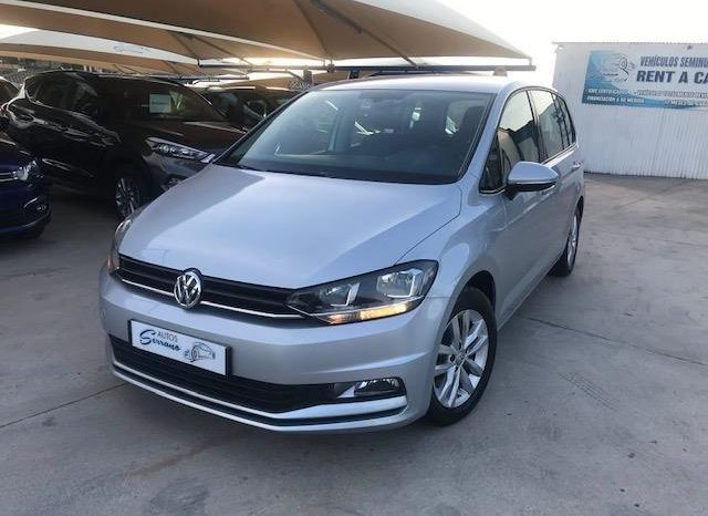 VOLKSWAGEN Touran EDITION 1.6 TDI CR 110CV BMT completo