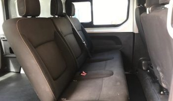 RENAULT Trafic Combi Mixto 5/6 1.6dCi N1 L 70kW completo