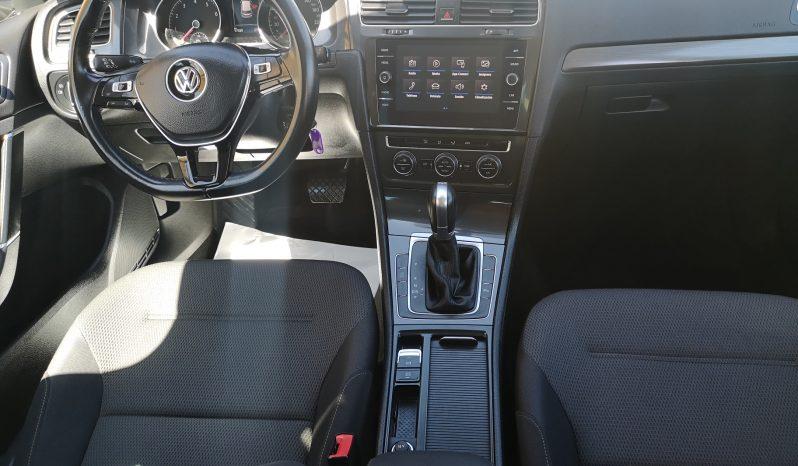 Volkswagen Golf Advance 1.4TSI 125cv DSG7, 2018 completo