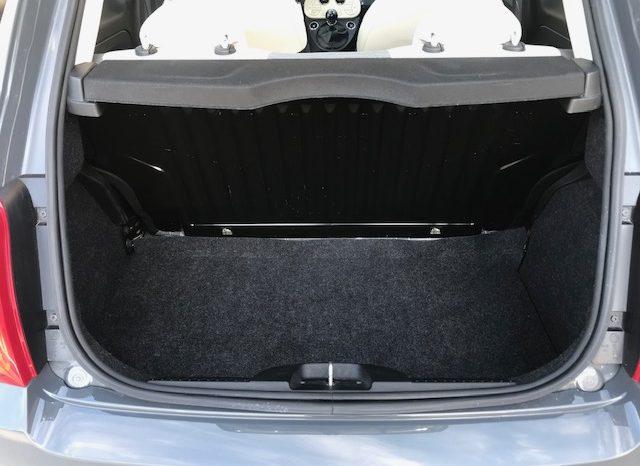 Fiat 500 1.2i 69cv Lounge, 2019 completo