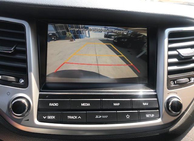 Hyundai Tucson 1.7 CRDI blue drive link 4X2, 2018 completo