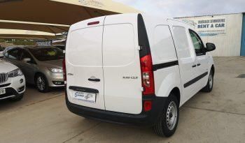 Mercedes citan 108 CDI furgon, 2017 completo