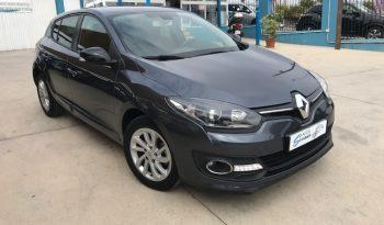 Renault megane1.5 dCI 110CV automático, 2015