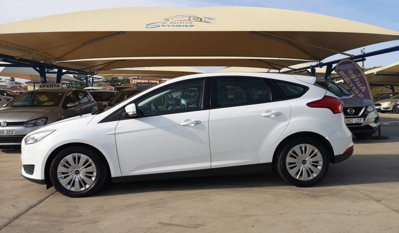 Ford focus 1.0 Ecoboost 100cv, 2015 completo