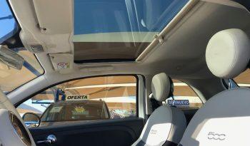 FIAT 500 1.2i 69CV Lounge, 2017 completo