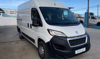 PEUGEOT BOXER 333 L2 H2 BLUE HDi 110CV, 2016 completo