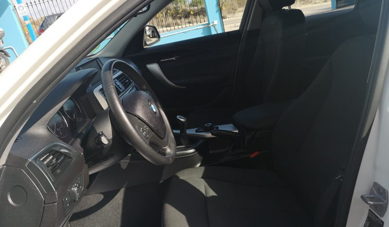 BMW SERIE 1 118d 5p, 2017 completo