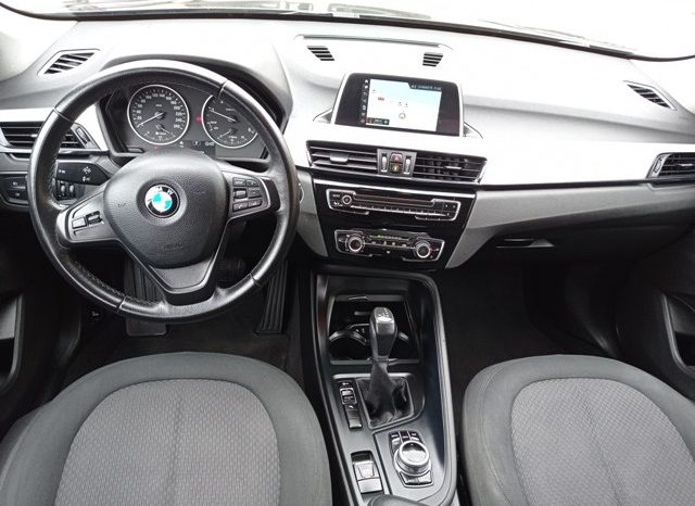 BMW X1 2.0 SDRIVE 18d 150CV 5p AUT, 2017 completo