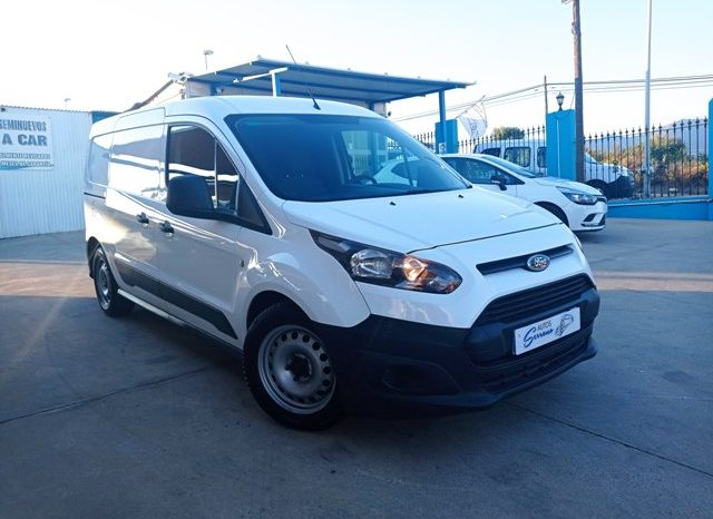 FORD TRANSIT CONNECT 1.6 TDCI 95CV AMBIENTE 210 L2, 2016 completo