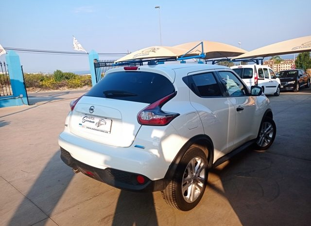 NISSAN JUKE 1.5 DCi 110 N CONNECTA, 2015 completo