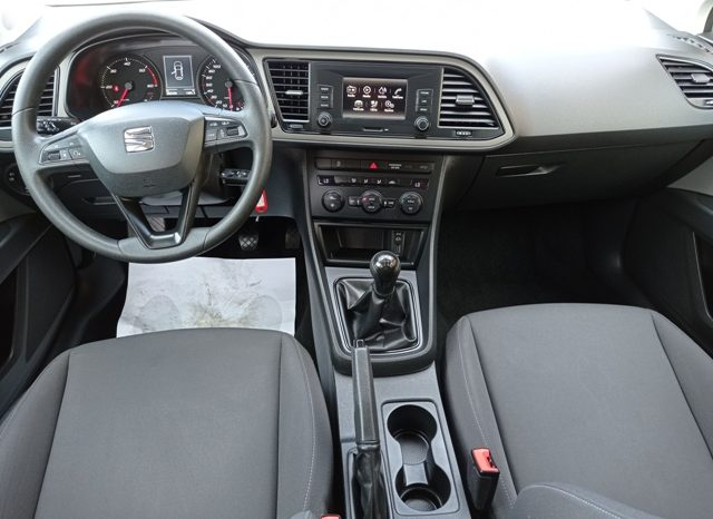 SEAT LEÓN 1.6 TDI REFERENCE ADVANCE, 2018 completo